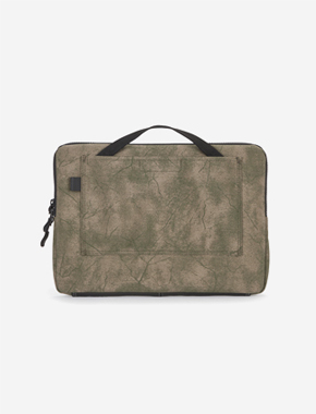 "N210 LAPTOPCASE 13"" - PRINTING KHAKI brownbreath"