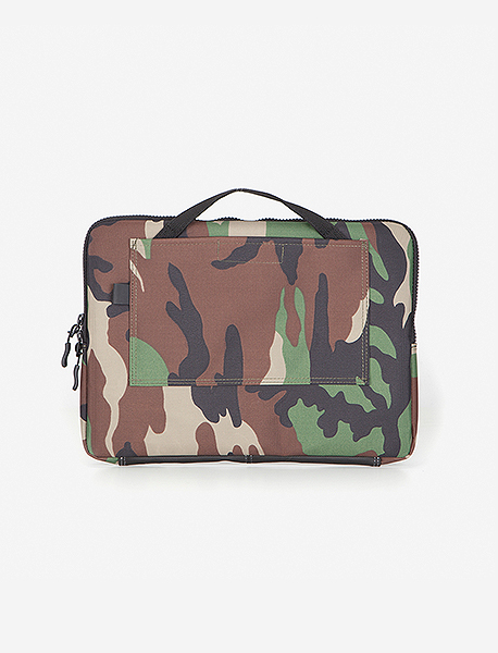 N210 LAPTOPCASE 13 - CAMO brownbreath