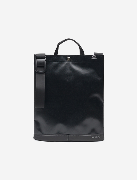 N540 DELIVER N BAG - Black(tarpaulin) brownbreath