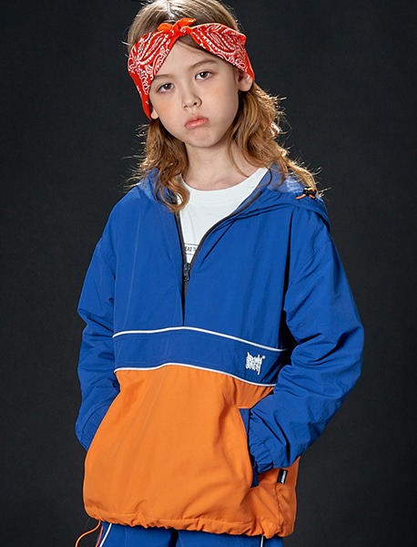 [KIDS] TAG ANORAK - 2 colors brownbreath
