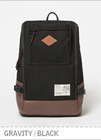 Gravity Backpack - Black brownbreath