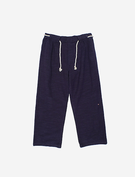 NGRD STRING PANTS - NAVY brownbreath