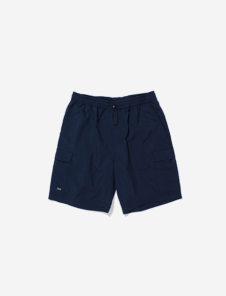 SPRD POCKET SHORTS - NAVY brownbreath