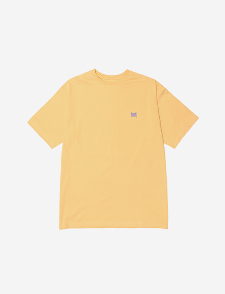 TAG RB TEE - YELLOW brownbreath