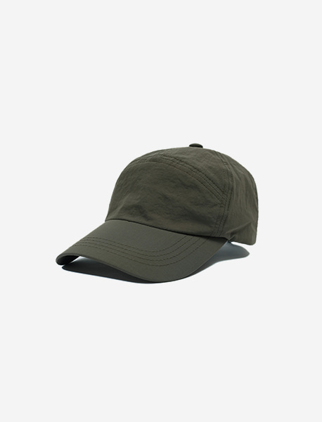 SPREAD 7PANNEL CAP - KHAKI brownbreath