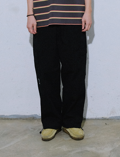 STRIVE V2 JOGGER PANTS - BLACK brownbreath